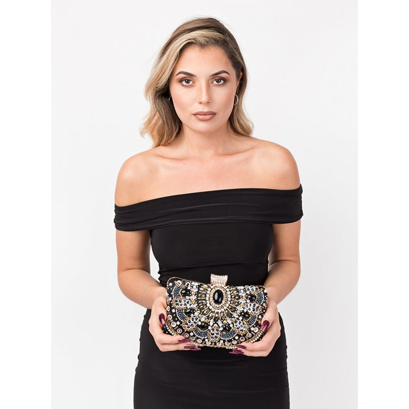 Pia Rossini Jewels Clutch