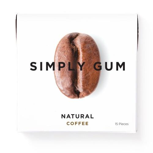 Simply Gum Coffee (6 Pack) - APmunch