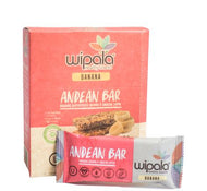 Banana Flavored Andean Bar | Display Box of 12 bars