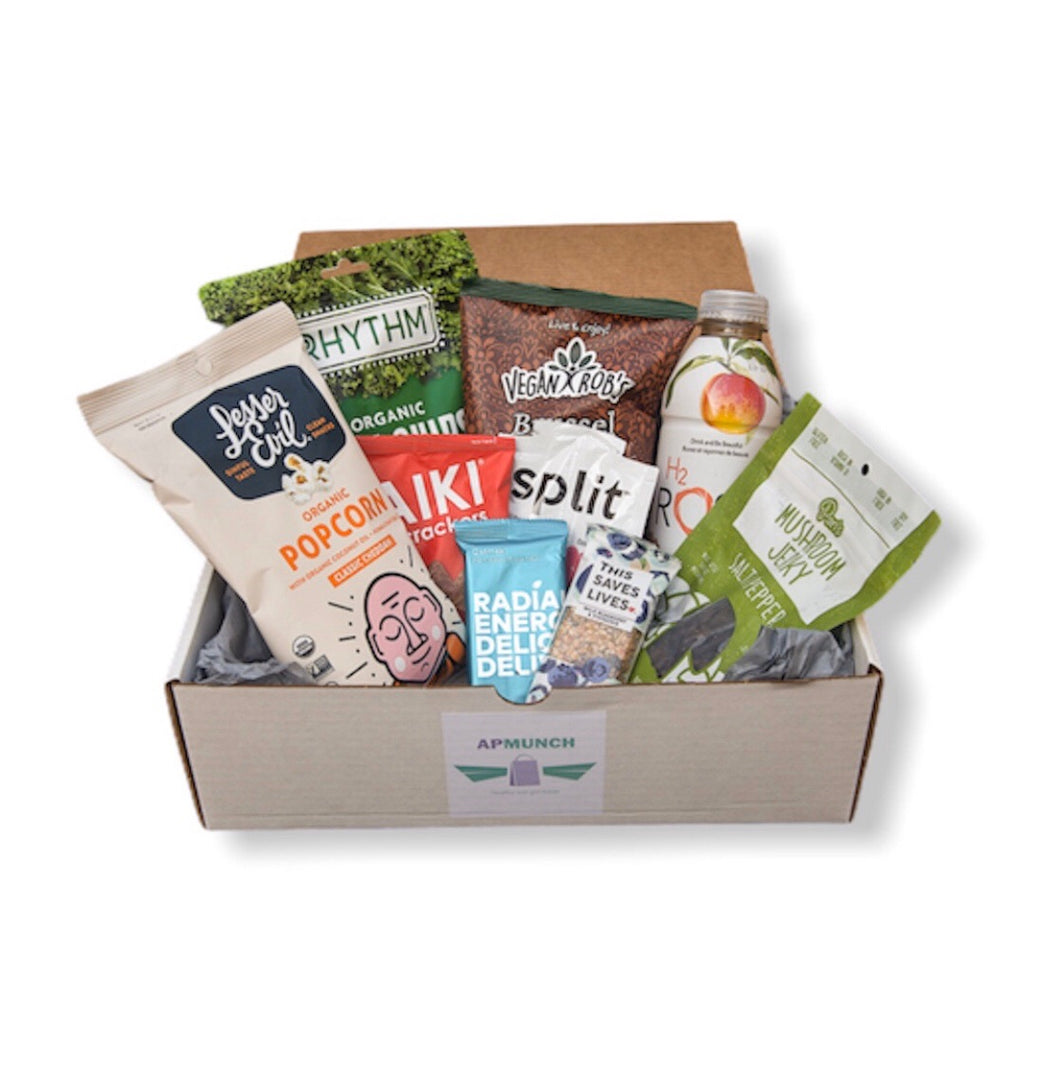 APmunch Box/ 12 Months (save over 24%) - APmunch