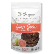 Load image into Gallery viewer, Orga Foods Guava Snacks (3 Pack) - APmunch