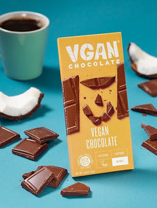 Vgan Chocolates 5 Pack | Vegan Mylk Chocolate - APmunch