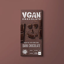Load image into Gallery viewer, Vgan Chocolates 5 Pack | Dark Chocolate | 85% Cocoa | Sugar Free - APmunch