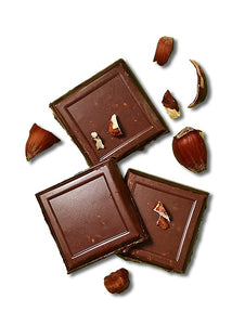 Vgan Chocolates 5 Pack | Dark Chocolate With Hazelnut & Mulberry - APmunch