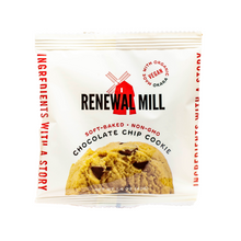 Load image into Gallery viewer, Renewal Mill Vegan Okara Chocolate Chip Cookies (20 Single Packs) - APmunch