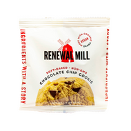 Renewal Mill Vegan Okara Chocolate Chip Cookies (20 Single Packs) - APmunch