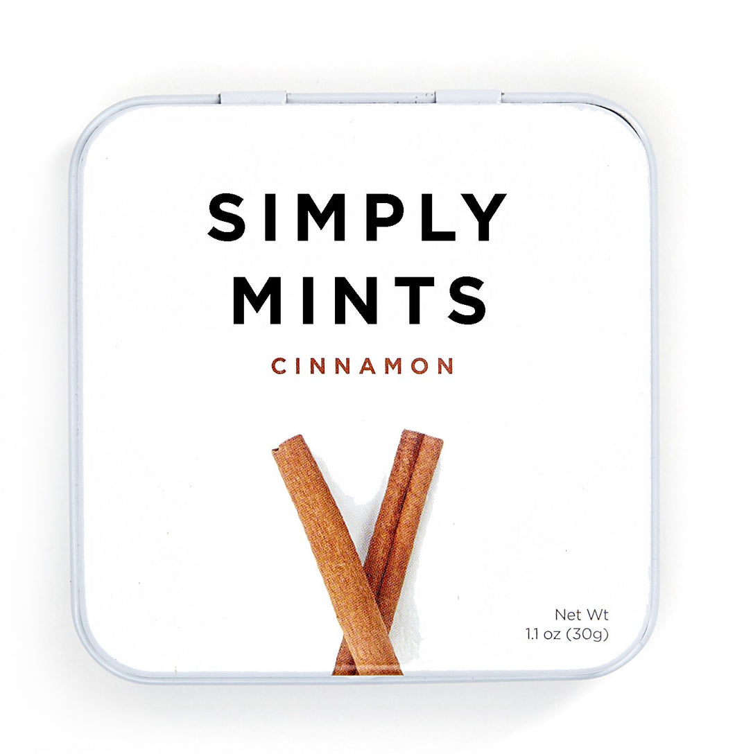 Simply Mints Cinammon (6 Pack) - APmunch