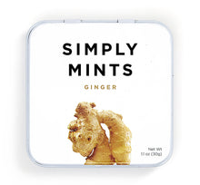 Load image into Gallery viewer, Simply Mints Ginger (6 Pack) - APmunch