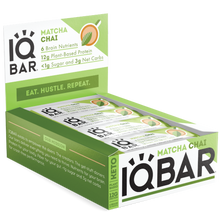 Load image into Gallery viewer, IQBAR Matcha Chai (12 Pack) - APmunch