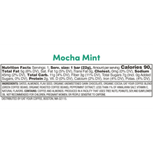Load image into Gallery viewer, Eat Your Coffee Mocha Mint Snack Bites - APmunch