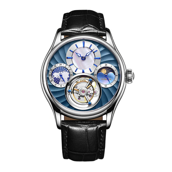 Tourbillon - Mechanical Wind Watch