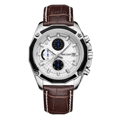 MEGIA - Quartz Chronograph Watch