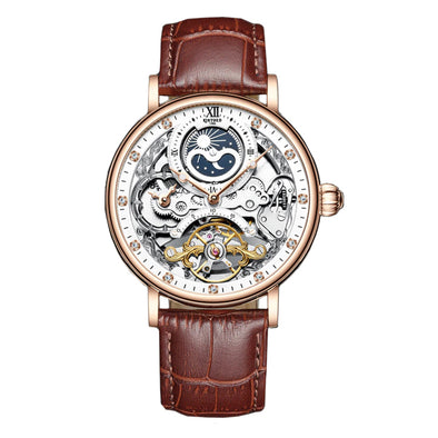 Tourbillon - Skeleton Timepiece