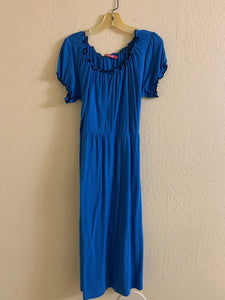 Nursing Dress - pull down access- size S