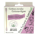 100% biodegradable Cotton Swabs
