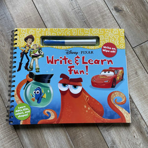 Write & Learn Fun!