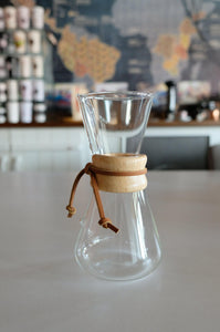 Chemex 3 Cup Bambu - Coffee Gutta - The Route Of Coffee