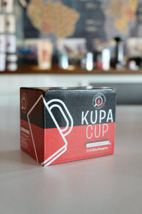 Gutta Kupa Siyah - Coffee Gutta - The Route Of Coffee