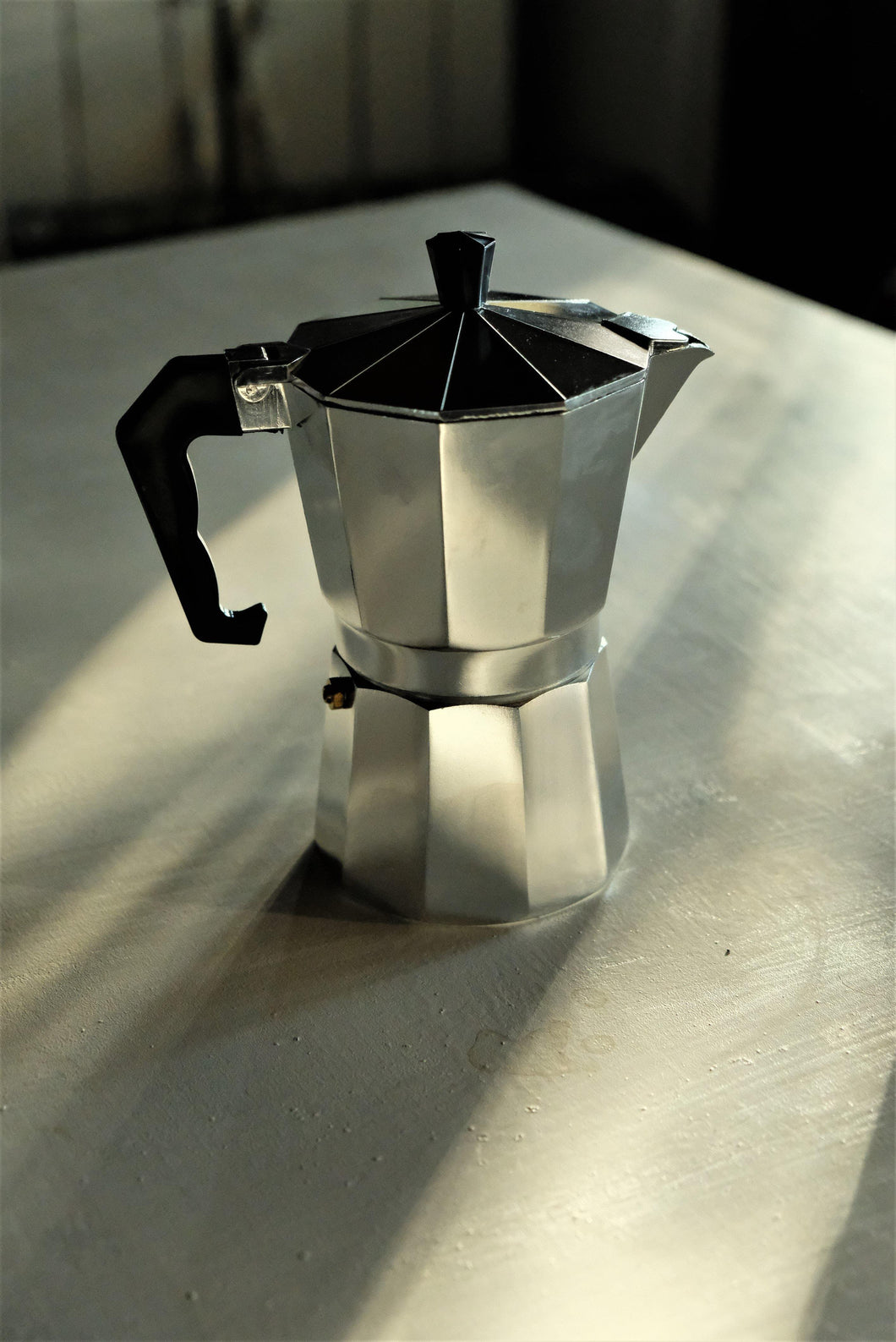 Moka Pot 6 Cup | Gümüş - Coffee Gutta - The Route Of Coffee