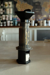 Aeropress - Coffee Gutta - The Route Of Coffee