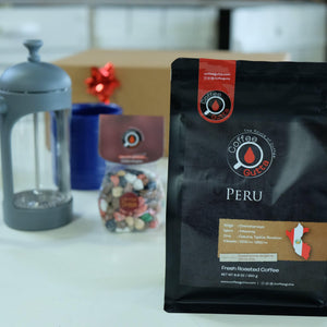 Peru Hediye Seti - Coffee Gutta - The Route Of Coffee