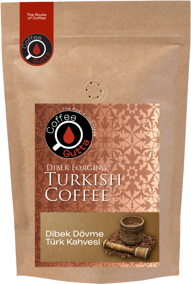 Dibek Dövme Türk Kahvesi - Coffee Gutta - The Route Of Coffee