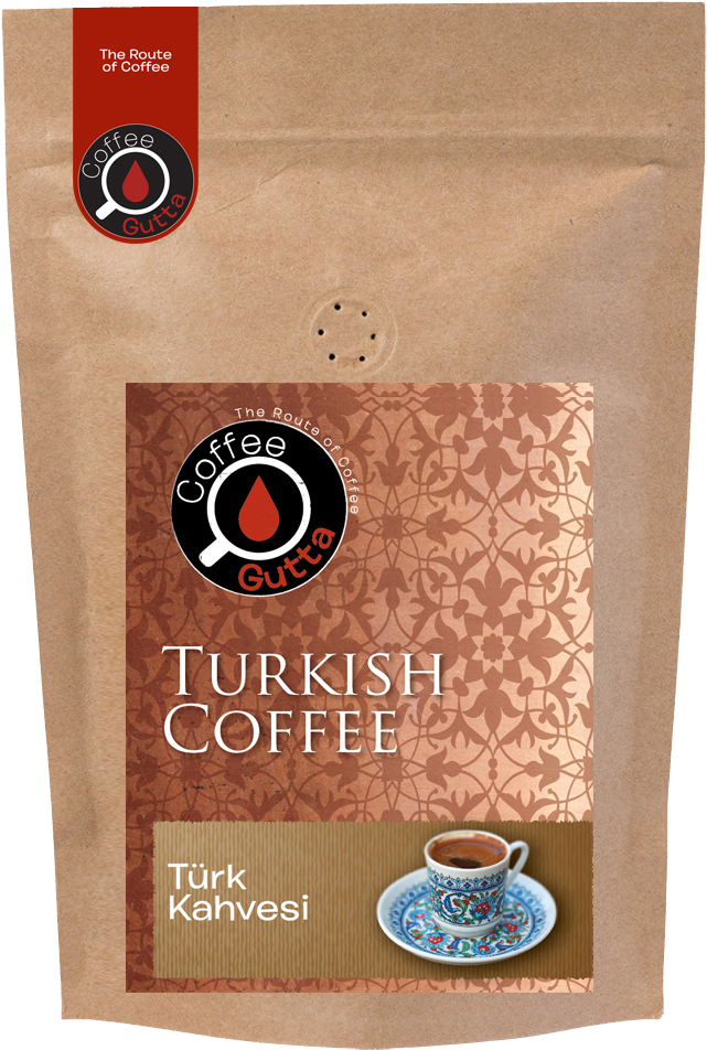 Türk Kahvesi - Coffee Gutta - The Route Of Coffee