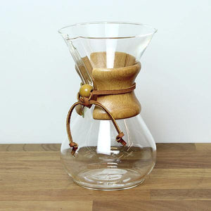 Chemex 6 Cup Bambu - Coffee Gutta - The Route Of Coffee