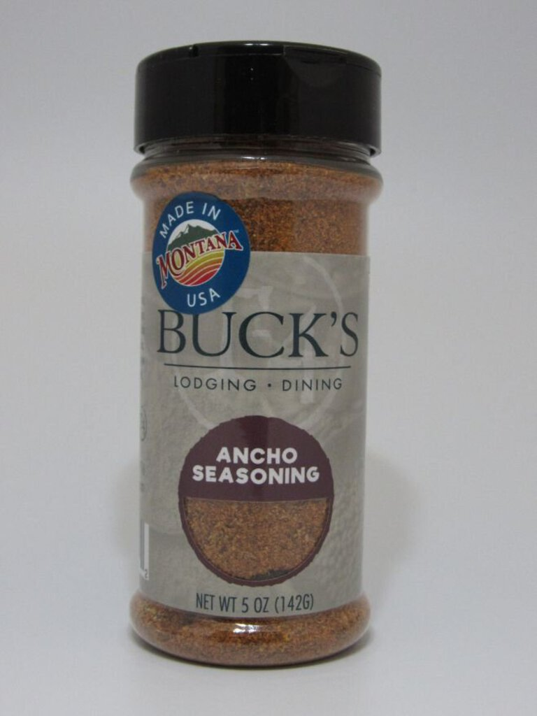 Buck's T-4 Ancho Seasoning