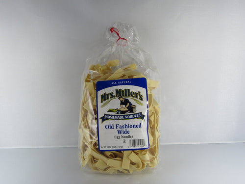 Mrs. Millers Old Fashioned Wide Egg Noodles