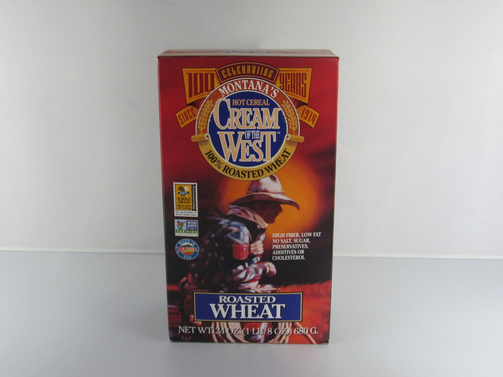 Montana Cream of West Roasted Wheat