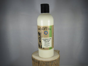 Unscented Goat Milk Lotion Windrift Hill