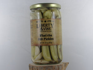 What'cha Dill Pickles L&V