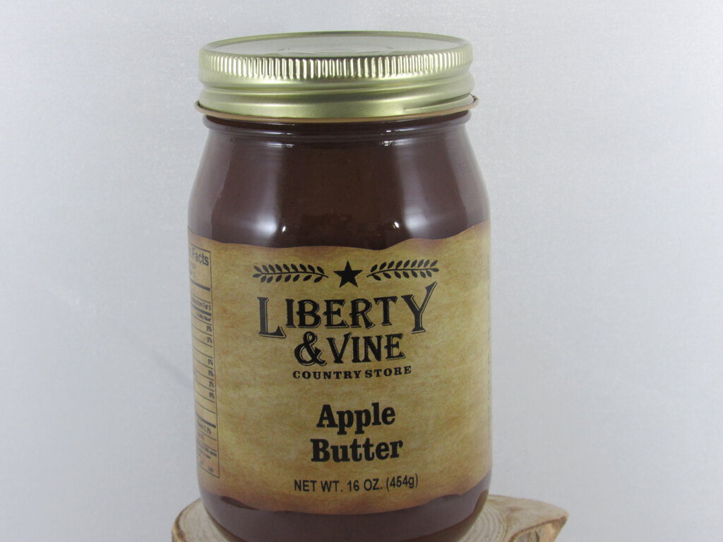Liberty & Vine Apple Butter