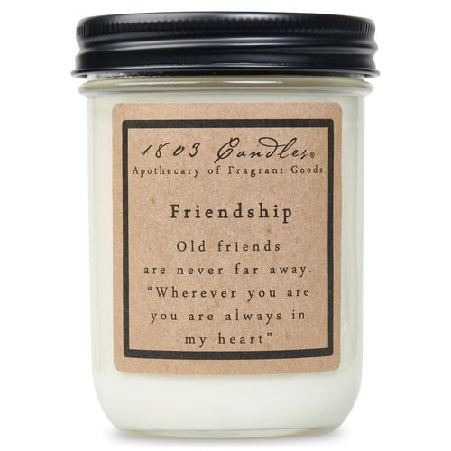 1803 Friendship Soy Candle 14 oz