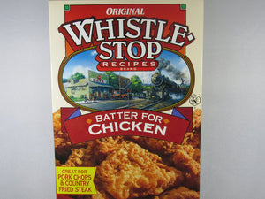 Whistle Stop Chicken Batter