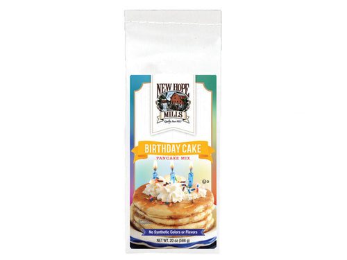 New Hope Mills Birthday Cake Pancake Mix
