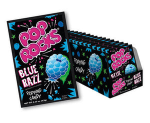Pop Rocks, Blue Razz, Individual