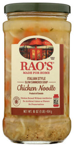 Rao's Italian Style Chicken Noodle Soup
