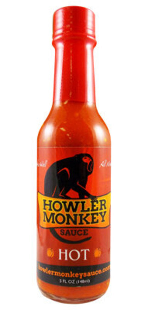 Howler Monkey Sauce HOT