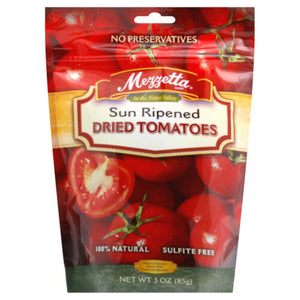 Sun Ripened Dried Tomatoes