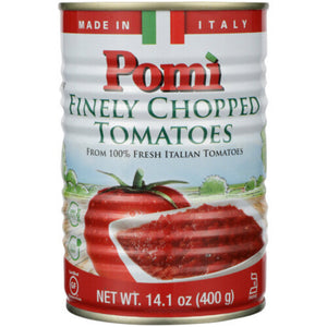 Pomi Finely Chopped Tomatoes 14.1 oz
