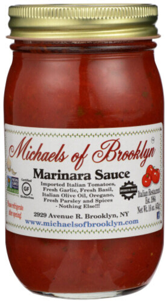 Michaels of Brooklyn Marinara Sauce