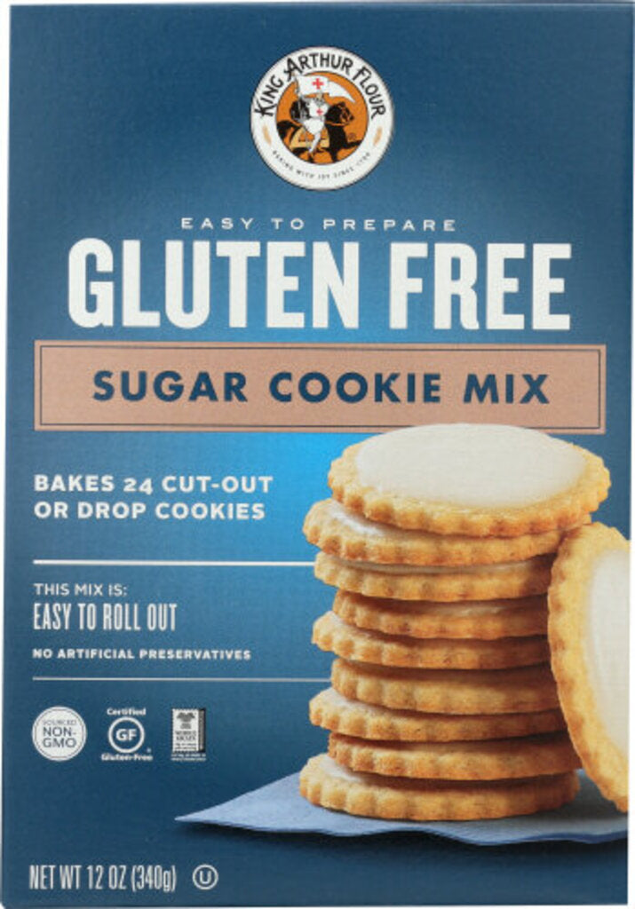 King Arthur Gluten Free Sugar Cookie Mix
