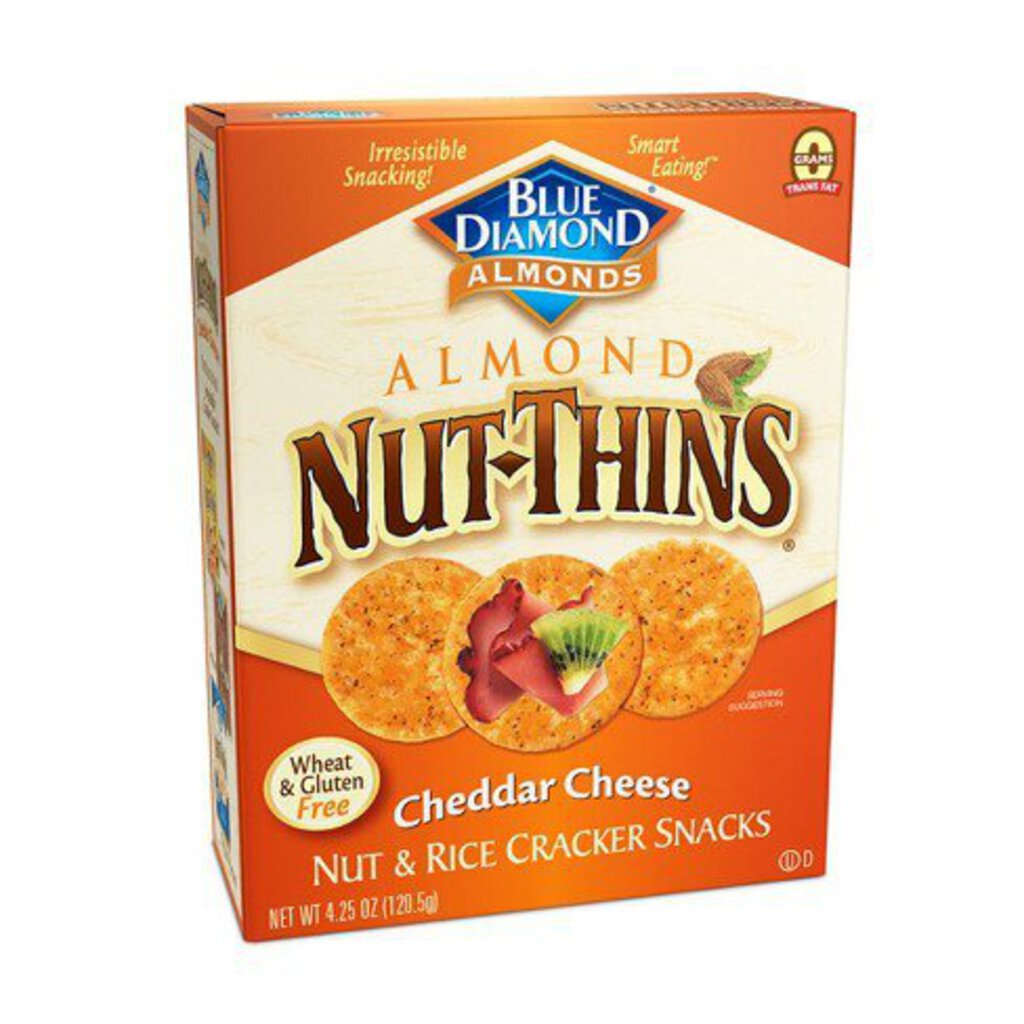 Artisan Nut Thins Cheddar Cheese