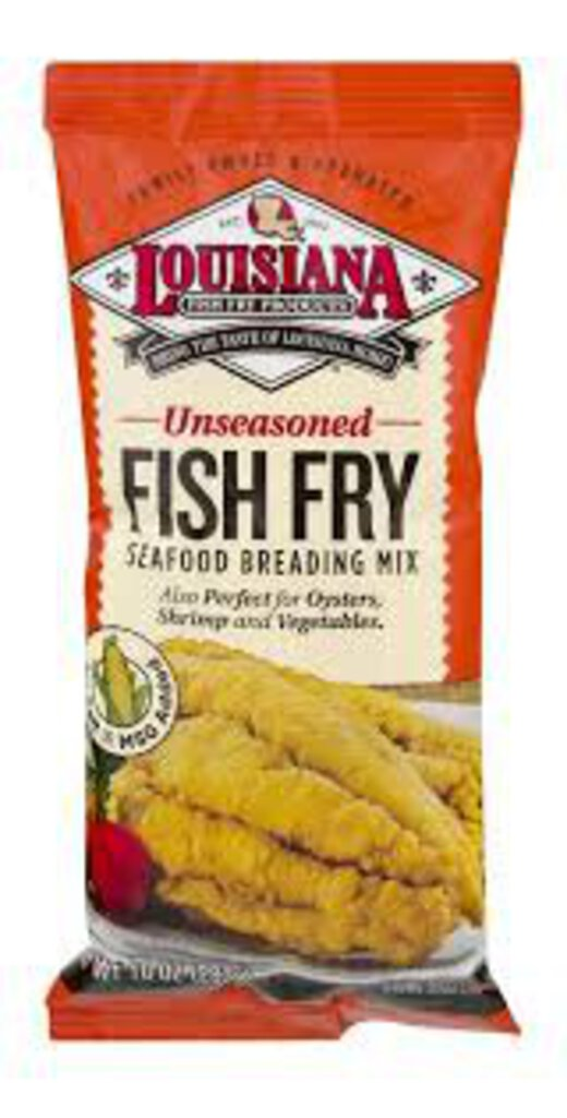 Louisiana Classic Fry Breading Mix
