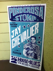 2007 Jay Chevalier Poster
