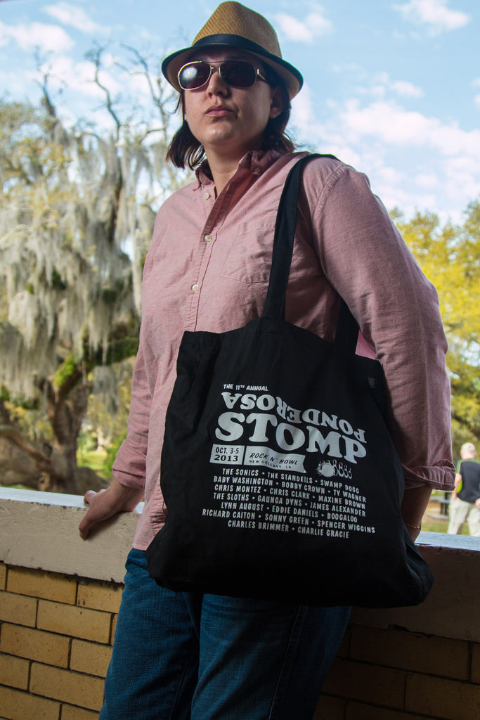 2013 Ponderosa Stomp Tote Bag