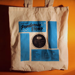 Ponderosa Stomp 2011 Canvas Tote Bag