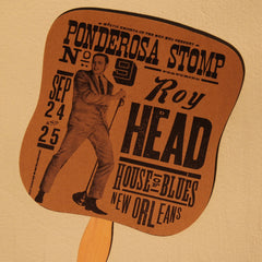 Roy Head, Ponderosa Stomp 2010 Fan